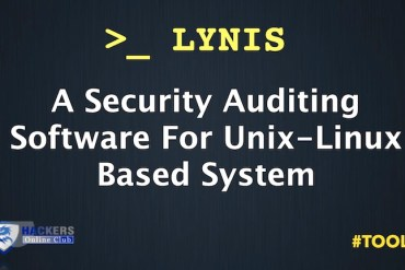 LYNIS Security Auditing