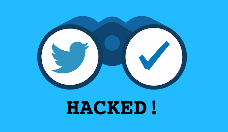 Twitter Verified Accounts Hacked