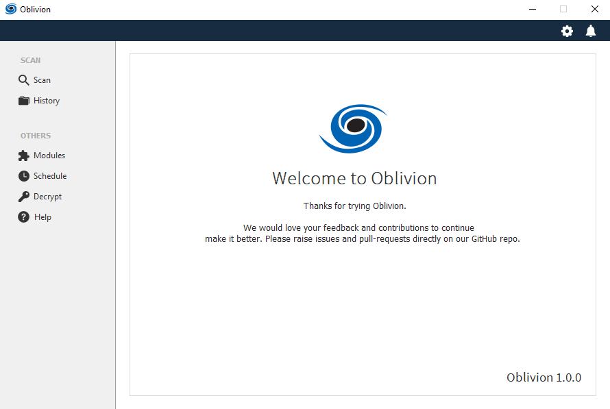 Oblivion Client
