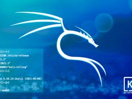 Kali Linux 2021-1