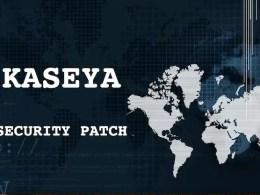 Kaseya Security Patch
