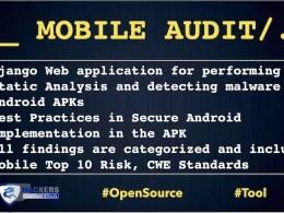 Mobile Audit