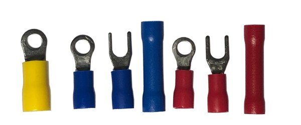 Assorted Wire Crimps