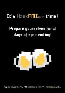 HackFMI 2.0 - Е те т'ва е събитието !!!