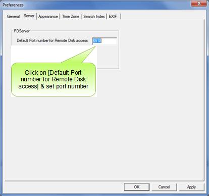 prodiscover server (PDServer)