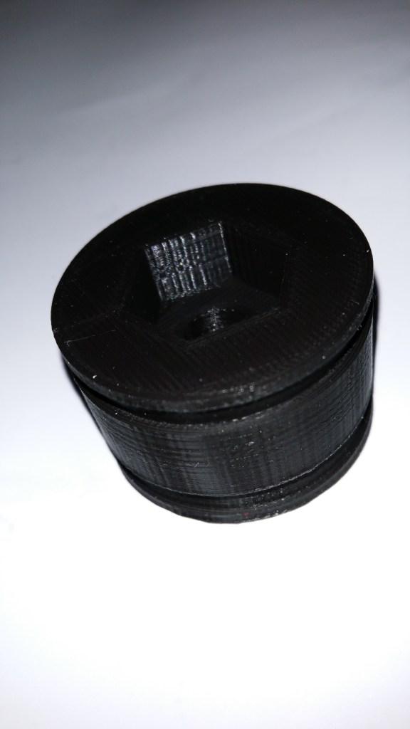 Mk2 Solid hub