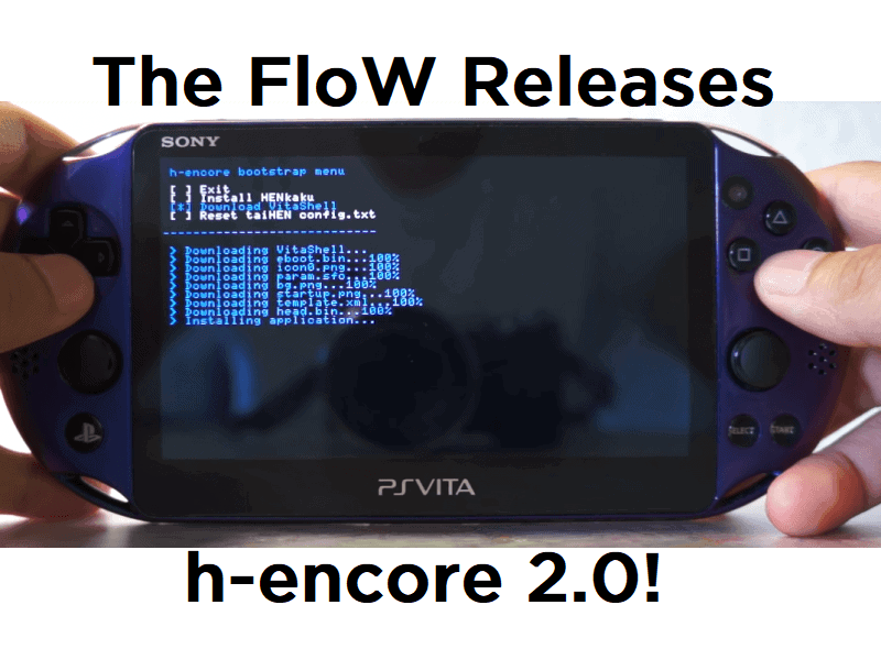 The FloW Releases h-encore 2.0! - Hackinformer