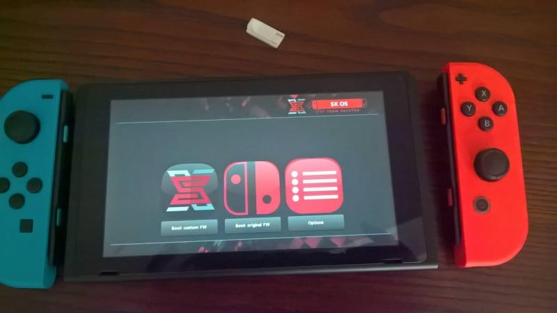 How to install Android on the Switch if you are using a SX Pro dongle! - Hackinformer