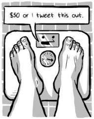 Peso IoT traidor