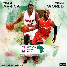 NBA to play its first game in Africa