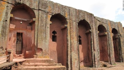 Lalibela attracts 80,000 to 100,000 visitors every year