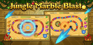 Jungle Marble Blast (Offline games free for Android)