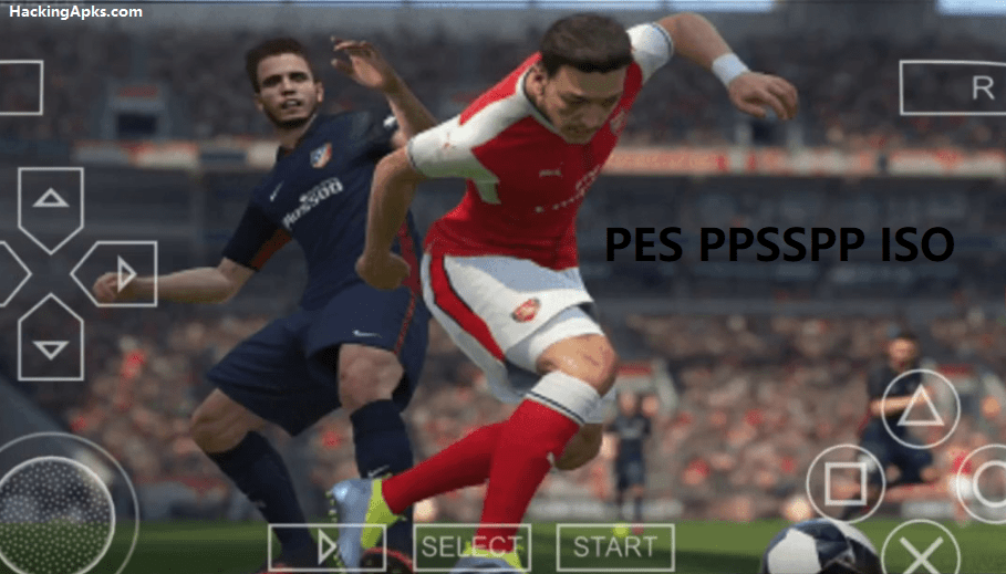 Download PES PPSSPP ISO, Android PSP | Hacking APKS