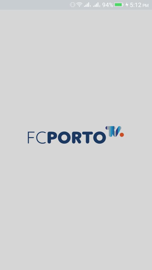 Screenshot of FC Porto Tv Apk