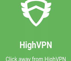 High VPN Premium Apk