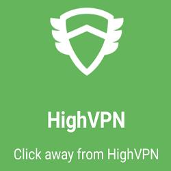 High VPN Premium Apk