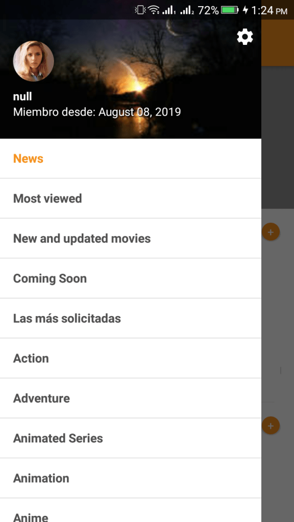 Screenshot of PV Videos Apk For Android