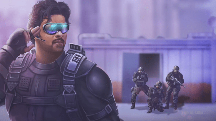 Screenshot of Saaho The Game Apk