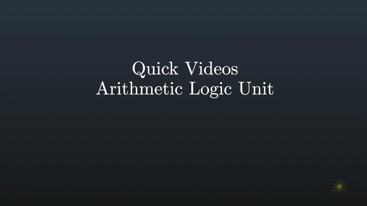 medium resolution of announcing a new quick video building an alu