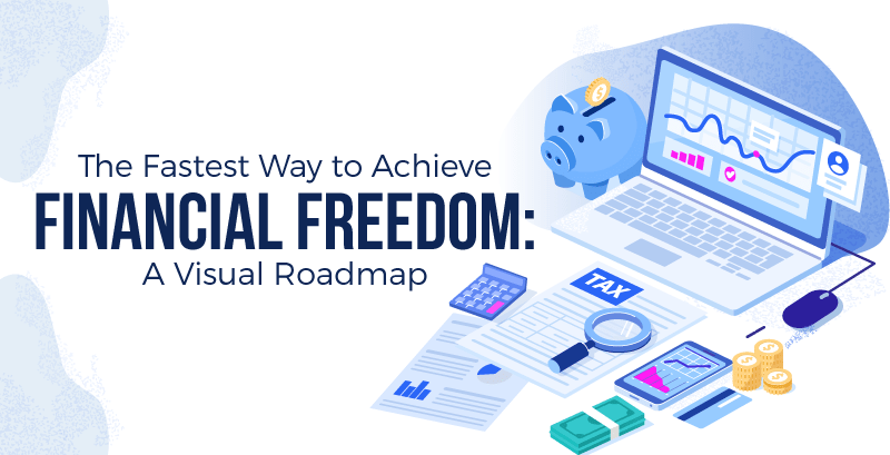 The Fastest Way to Achieve Financial Freedom A Visual Roadmap