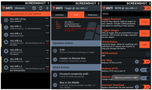 30 Best Free Hacking Apps & Tools For Android - HackingVision