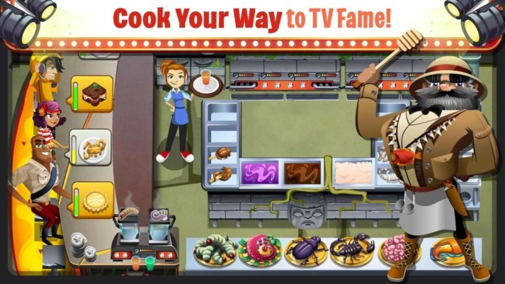 COOKING DASH v1.9.2 Android Apk Hack