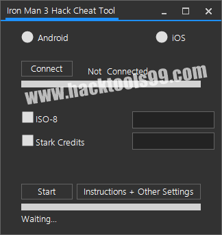 Iron Man 3 Hack Tool
