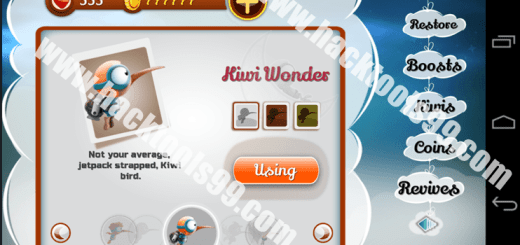 Kiwi Wonderland Hack Cheat