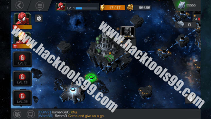 Marvel Contest of Champions Hack Working Proof