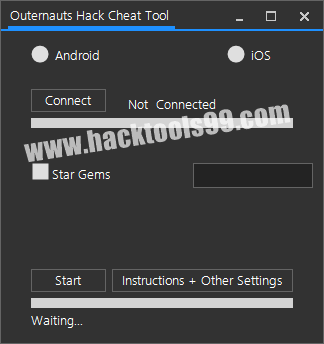 Outernauts Hack Tool