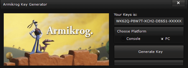 armikrog key generator free activation code 2015 Armikrog Key Generator – FREE Activation Code 2015