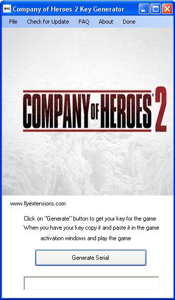 company of heroes 2 key generator download Company of Heroes 2 Key Generator Download