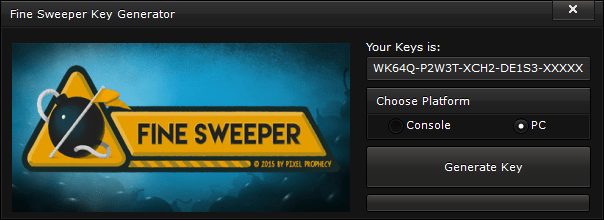 fine sweeper key generator free activation code 2015 Fine Sweeper Key Generator – FREE Activation Code 2015