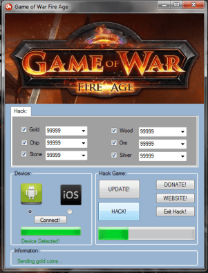Game Of War Fire Age Hack Cheat
