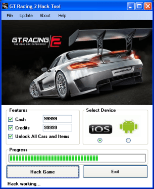 gt racing 2 hack tool download GT Racing 2 Hack Tool Download