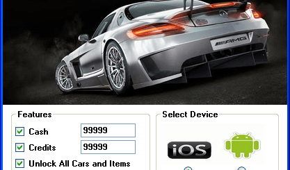 GT Racing 2 Hack Tool Cash, Unlimited Credits, Unlock All Cars and Items GT Racing 2 Hack Tool Download,