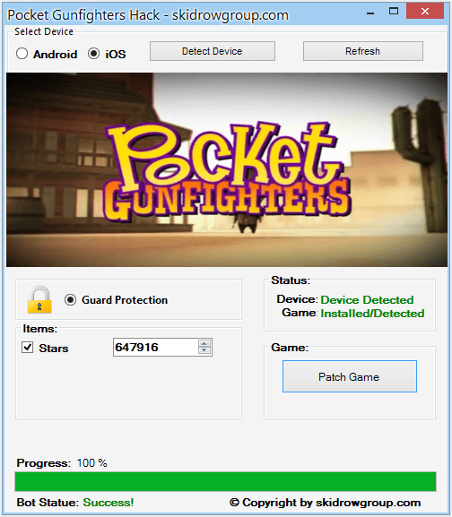 Pocket Gunfighters Hack - Android iOS Cheats