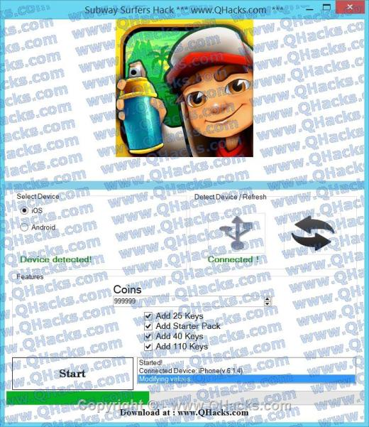 Subway Surfers hacks
