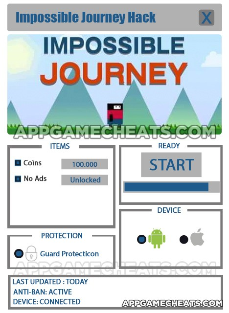 Impossible Journey Hack