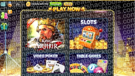 DoubleU Casino Cheats Hack