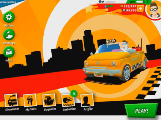 Crazy-Taxi-City-Rush-Hacked