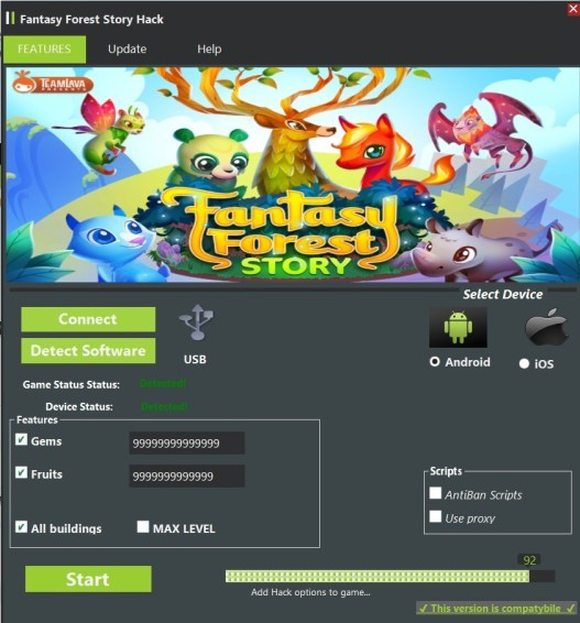 Fantasy Forest Story Hack (Android/iOS)