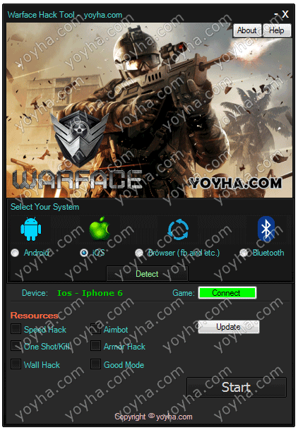 Warface Hack and Cheats