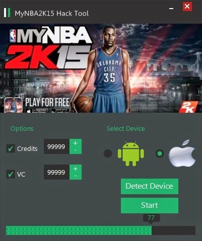 MyNBA2K15 Cheat Hack