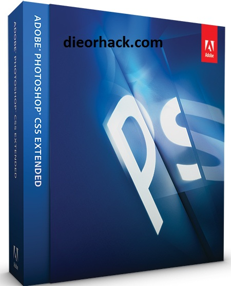 Adobe Photoshop CS5 Extended Edition with crack