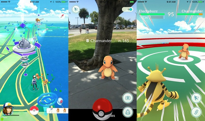 Pokemon Go APK and IOS
