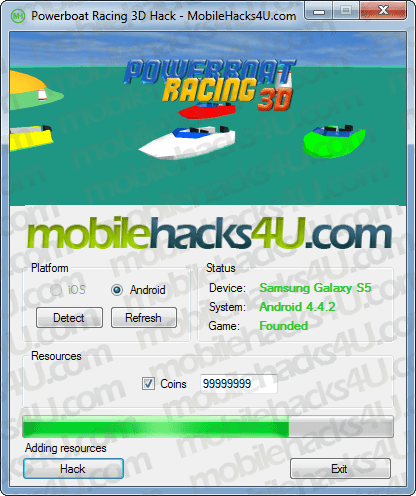Powerboat Racing 3D Hack Get Unlimited Coins
