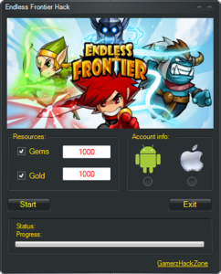 endless-frontier-hack