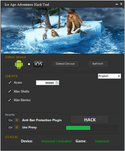 Ice Age Adventures Hack Tool