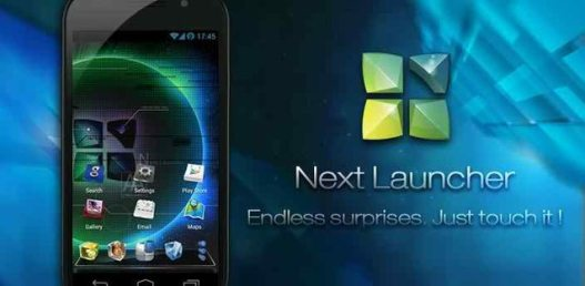 Next Launcher 3D APK Shell Cracked